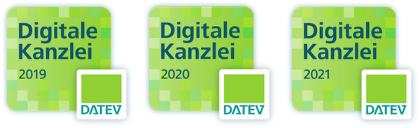 Labels Digitale Kanzlei